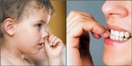 Bạn có biết những nơi trên cơ thể không nên chạm tay vào?