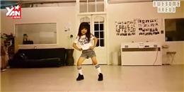 Phiên bản nhí 6 tuổi của HyunA cover hit Sistar cực điêu luyện
