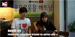 'Người ấy' lại được người Hàn Quốc cover