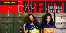 Different Day – Ngày hội khuyến mãi thời trang hàng hiệu