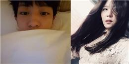 Chanyeol hoảng hốt khi mắt mất mí, Ha Ji Won đẹp tựa 'nữ thần'
