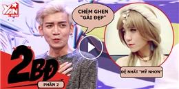 [2BĐ] BB Trần gây sốc với cách  chém ghen  ghê rợn nhất Việt Nam