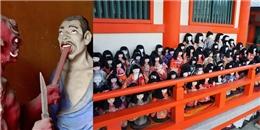 Ám ảnh những ngôi đền thiêng rùng rợn nhất châu Á (P1)