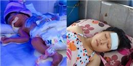 Xót xa nỗi đau chất chồng lên người mẹ trẻ mắc bệnh ung thư