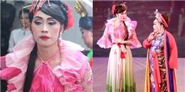 Hoài Linh 'phá lệ' giả gái xinh đẹp vì 'má' Ngọc Giàu