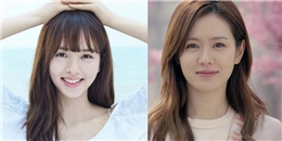 Kim So Hyun khao khát được  diện kiến  Son Ye Jin một lần