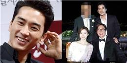 Song Seung Hun ghen tị với hạnh phúc của Bae Yong Joon