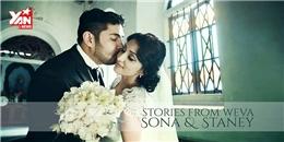 Những clip cưới đẹp mê ly khiến bạn chỉ muốn  cưới liền tay  (Phần 2)