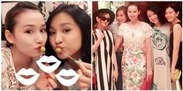 Hoàng Thùy Linh gặp mặt 'hội chị em' cùng Vân Hugo, Lã Thanh Huyền