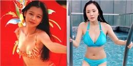 Những giai nhân Hoa ngữ điệu đà mặc bikini