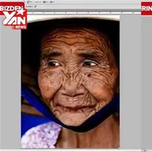 Choáng với kĩ thuật tái hiện nhan sắc của cụ bà 100 tuổi