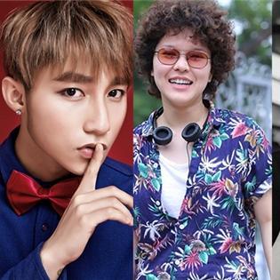 Điểm danh top 6 hit-makers  tuổi trẻ tài cao  của Vpop