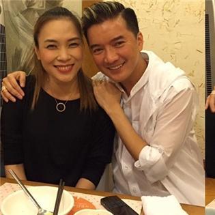 Vừa  căng thẳng  với Quang Lê, Đàm Vĩnh Hưng vẫn vui vẻ hẹn hò Mỹ Tâm