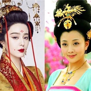 So sánh nhan sắc 10 nàng Dương Quý Phi của màn ảnh Hoa ngữ
