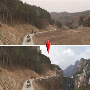Vén màn bí mật  của những cảnh quay hoành tráng trong phim Hàn