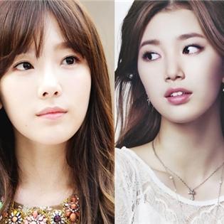 Trầm trồ với gương mặt không-cần-son-phấn vẫn cực xinh của sao Hàn
