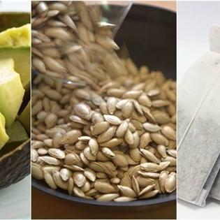 Bí quyết giúp da  trẻ mãi không già  với 7 loại thực phẩm đơn giản