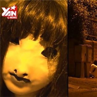 Màn dọa ma  đứa bé của quỷ  khiến người xem  khóc thét