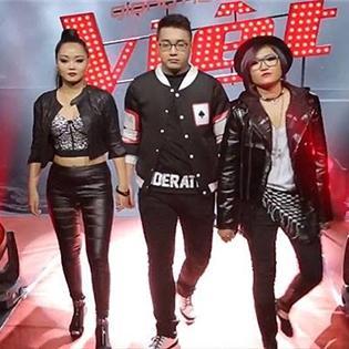 Ấn tượng với  Wrecking Ball  mang Vicky Nhung đi tiếp cùng Mr.Đàm