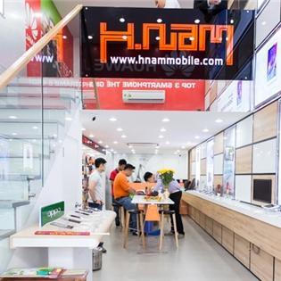 Giờ vàng khai trương – Tặng 600 lít xăng tại Hnam Mobile