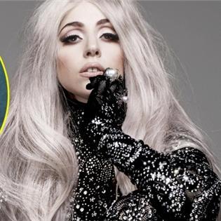 Lady Gaga chi hơn 6 tỉ đồng mua lại đôi giày kì dị