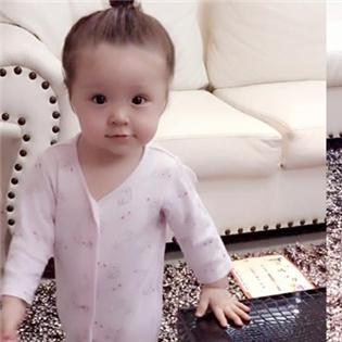 """Mê mẩn trước khoảnh khắc """"không thể không yêu"""" của con gái Elly Trần"""