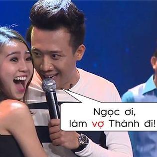 Trấn Thành cover hit Vpop kinh điển  cầu hôn  Ninh Dương Lan Ngọc