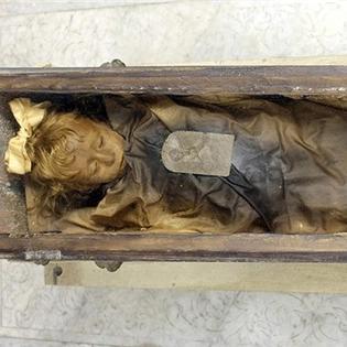 Vén màn bí ẩn về... xác ướp đẹp nhất thế giới