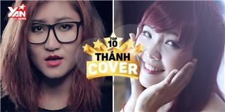 [Thánh Cover] Vicky Nhung cạnh tranh quyết liệt với cô nàng Mingoz
