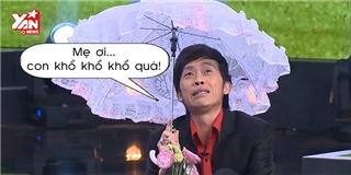 Đại tiểu thư  Hoài Linh bị đạo diễn Trấn Thành quậy  tới bến