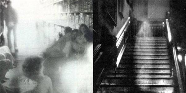 Ám ảnh với những bức ảnh ma đáng sợ trong lịch sử