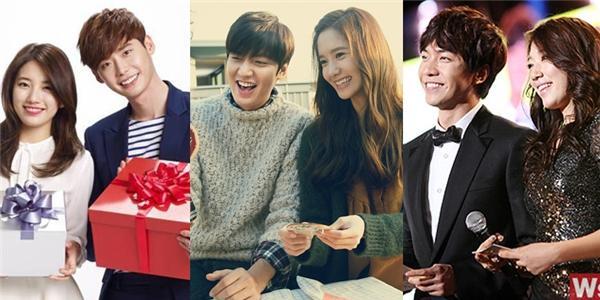 Mối lương duyên của ba  tài tử  họ Lee với... Yoona, Park Shin Hye, Suzy