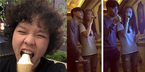 Tiên Tiên ăn kem để chống đói, Noo Phước Thịnh song ca cực tình cảm cùng Đông Nhi
