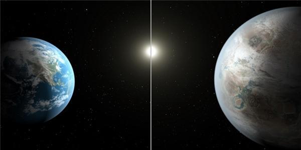 Kepler 452B xa lắm, lo yêu lấy Trái Đất đây này!