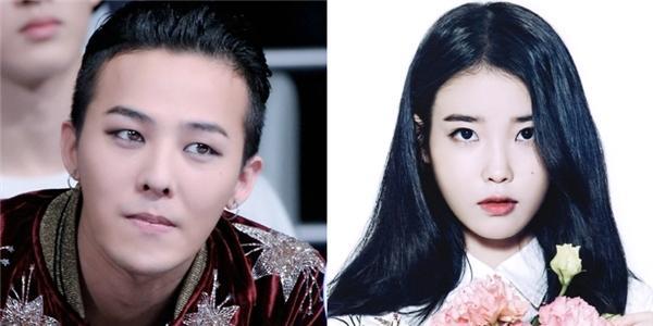 """G-Dragon và IU - bức """"tường thành"""" của Kpop"""