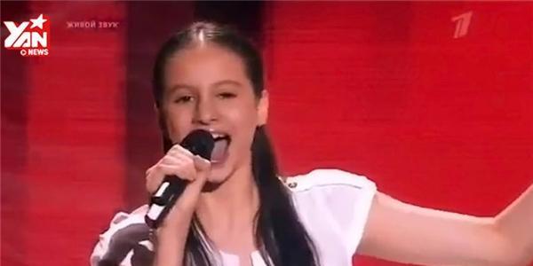 Choáng với màn trình diễn opera siêu đỉnh của cô bé 13 tuổi