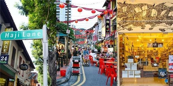 Những điểm đến tuyệt vời ở Singapore có thể bạn chưa từng nghe đến