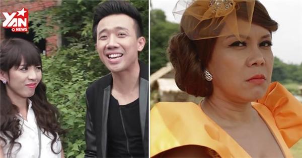 Việt Hương, Trấn Thành, Thu Trang hợp lực trong siêu phẩm hài mới