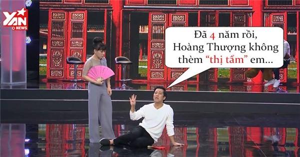 Việt Hương và Trường Giang trổ tài lồng tiếng phim cực hài