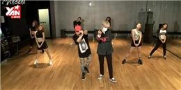 Big Bang  lộ  phiên bản vũ đạo quậy tưng bừng của Zutter