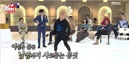 IU quyết đấu vũ đạo cùng Taeyang trên sóng truyền hình