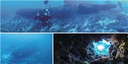 """Khối đá bí ẩn 10.000 năm dưới đáy biển gây """"sốc"""" cho khoa học"""