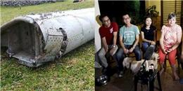 Sốc: mảnh vỡ vừa tìm thấy ở đảo Reunion là của MH370