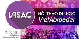 Vietabroader trở lại với hội thảo du học tại Hà Nội