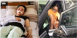 Sao Việt và những phen hoảng hồn vì bị cướp giật