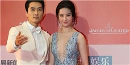 Song Seung Hun thừa nhận đang yêu Lưu Diệc Phi