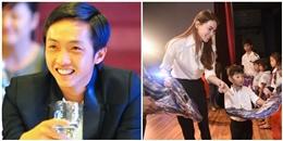 Người hâm mộ  dậy sóng  khi Cường đô la đăng ảnh Hà Hồ và Subeo