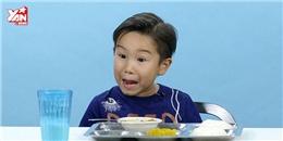 Bữa trưa của trẻ em trên thế giới liệu có hấp dẫn?
