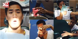 Chàng trai  gây sốt  với bản cover bằng dụng cụ y tế