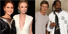 Những cặp bạn thân không-thể-ngờ của Hollywood